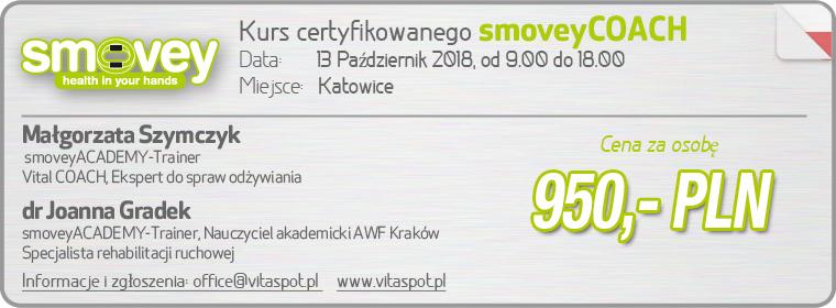 Kurs certyfikowanego smoveyCOACH.